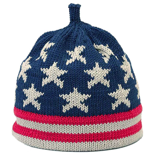 USA Star Knit Hat