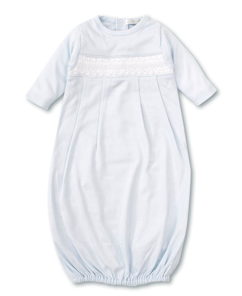 Kissy Kissy CLB Charmed Sack with Hand Smock Blue