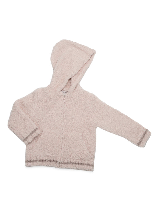 CozyChic® Kid's Zip-up Hoodie Ballet Pink