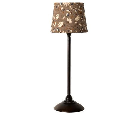 Maileg Floor Lamp - Anthracite