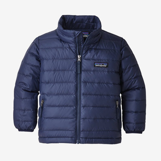 Patagonia Baby Down Sweater Classic Navy