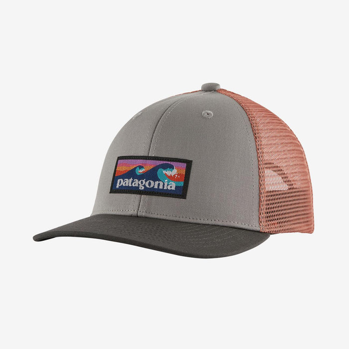 Patagonia Kid's Trucker Hat BLDG