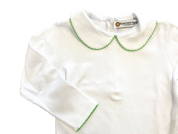 Peter Pan Long Sleeve Top Baby