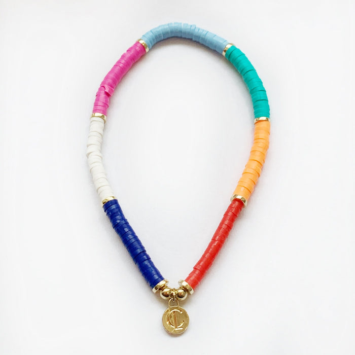 Seaside Skinny Colorblock Bracelet Salty Dog