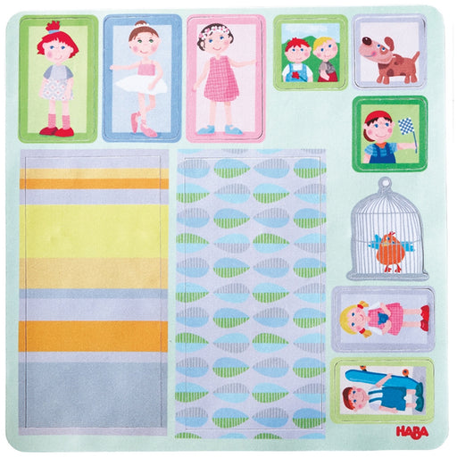 Haba Dollhouse Decor Decals