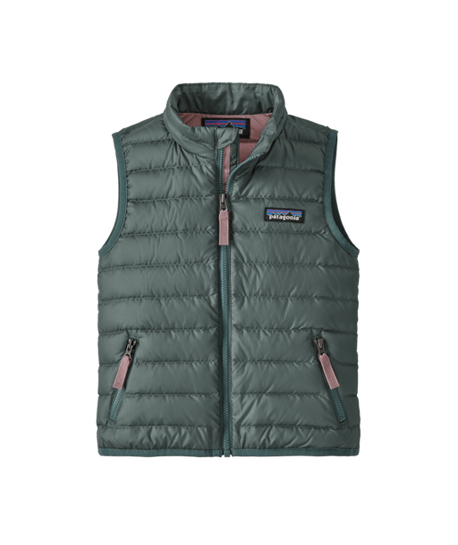 Patagonia Baby Down Sweater Vest Regen Green