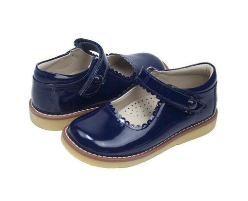 Elephantito Navy Patent Mary Jane