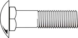 Grade 5 Carriage Bolt