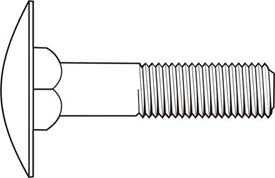 Step Bolt Grade A (Bulk Carton)