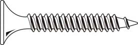 Phillips Bugle Drywall Screw FIne (Piece Quantities)