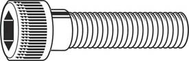 Socket Cap Screw, National Fine (Bulk Carton)