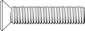 Socket Flat Cap Screw, National Fine (Bulk Carton)