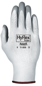 Ansell Ansell HyFlex Ultra-Lightweight Foam Gloves White (12 PAIR)