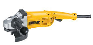 "HEAVY DUTY 5.3HP LARGE ANGLE GRINDER 7""& 9"""