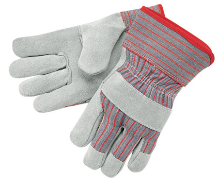 Industrial Shoulder Grade Split Gloves (24 PAIR)