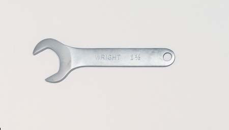 Service Wrench, 30 Degree Angle, Satin