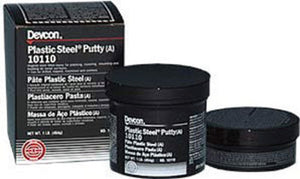PLASTIC STEEL PUTTY (A)
