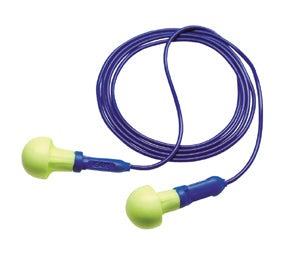 EAR CORDED PUSH IN (10 Set/Box)