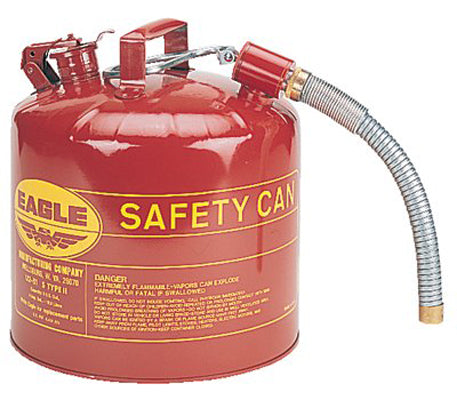 5 Gallon Type ll Safety Cans