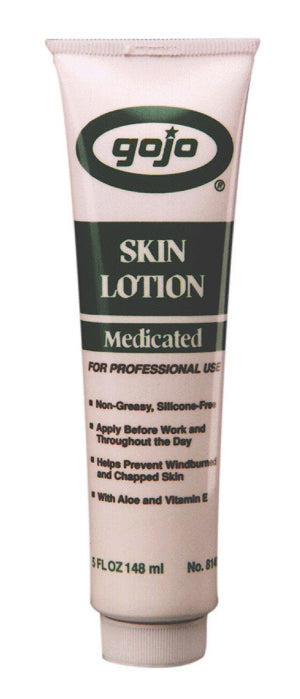 Gojo™ 5 oz Silicone Free Medicated Skin Lotion (24 Tube Case)