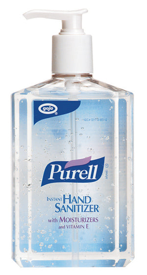 Purell® 12 oz Instant Hand Sanitizer (12 Bottle Case)