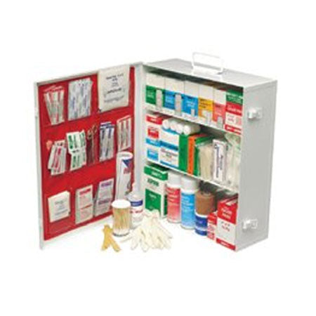 MEDIUM INDUSTRIAL 180 FIRST AID CABINET