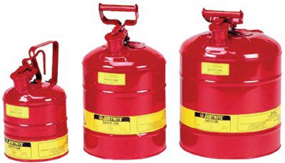 2.5 Gallon/9.5L Type I Safety Can for Flammables