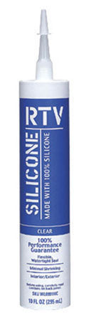 CONTRACTOR RTV SILICONE SEALANTS