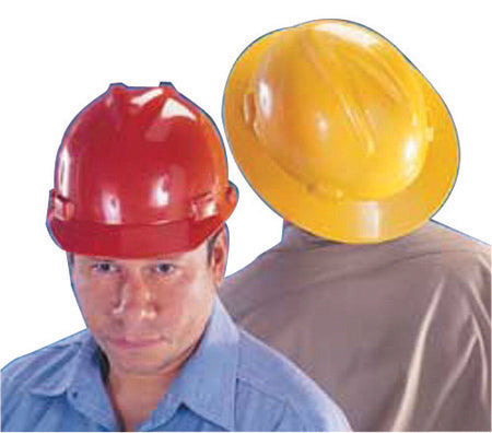 V-Gard Non Slotted Hard Hat  (2/PK)