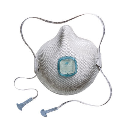 2730 Series N100 Particulate Respirators Case Quantity (30/Box)