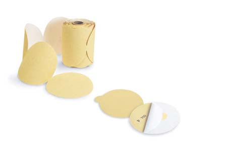 Premium Gold Stearated Non-Loading Discs with Tab - PSA 5