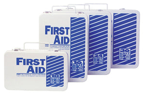 PAC-KIT® 16 Unit Steel First Aid Kit (1 Kit)