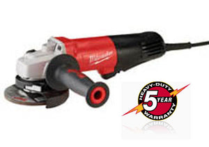 "10 Amp 4-1/2"" Small Angle Grinder 6148-30"