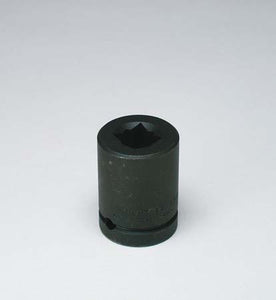 "3/4"" Dr. Sq. Budd Wheel Metric Impact Socket"