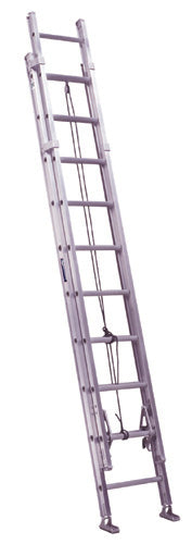 Rhino AE1200HD Series Aluminum Extension Ladder (2-Section Ladder) (Type IAA)