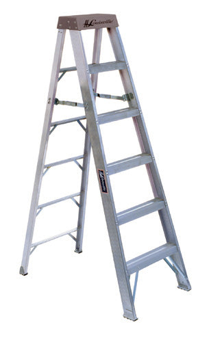 Master AS1000 Series Aluminum Step Ladder (Type IA)