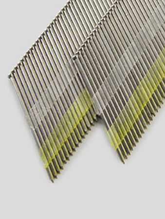 316 Stainless Steel 15 Gauge Senco®-type Angle Collated Finishing Nails