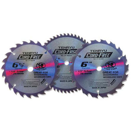 Cord-Free Series- Sintered, Diamond Blade