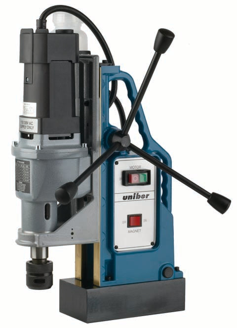 EQ100 PORTABLE MAGNETIC DRILL