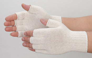 String Knit Gloves Plain Fingerless Standard Weight  25 DOZEN PER BOX #F4517Q