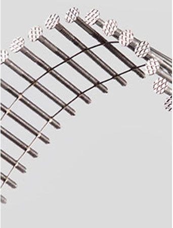 COIL SIDING NAILS 15 DEGREE - 304 STAINLESS STEEL-RING SHANK