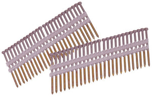 21 DEGREE ROUND HEAD PLASTIC COLLATED FRAMING NAILS