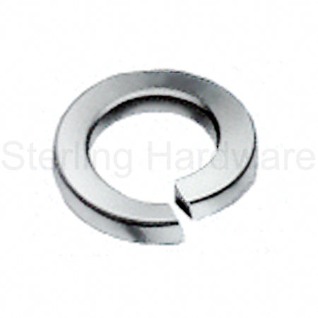 Medium Split Lock Washers Zinc