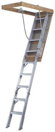 Aluminum Attic Ladder Summit Series