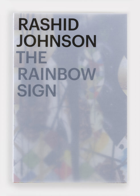 The Rainbow Sign (SIGNED)