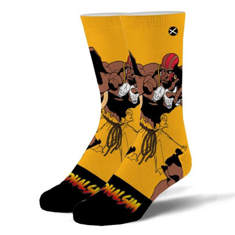 Unisex Street Fighter Dhalsim Socks