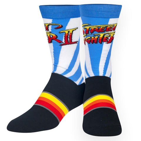 Unisex Street Fighter II Socks