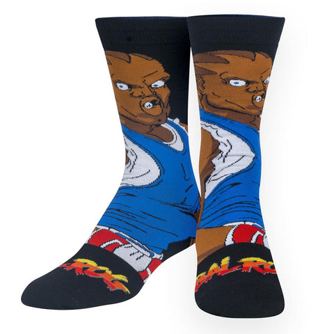 Unisex Street Fighter Balrog Socks