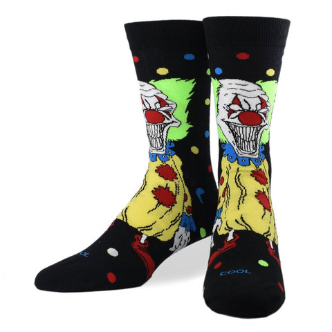 Men's Killer Clown Socks