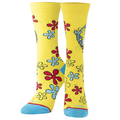 Women's Baby SpongeBob Socks